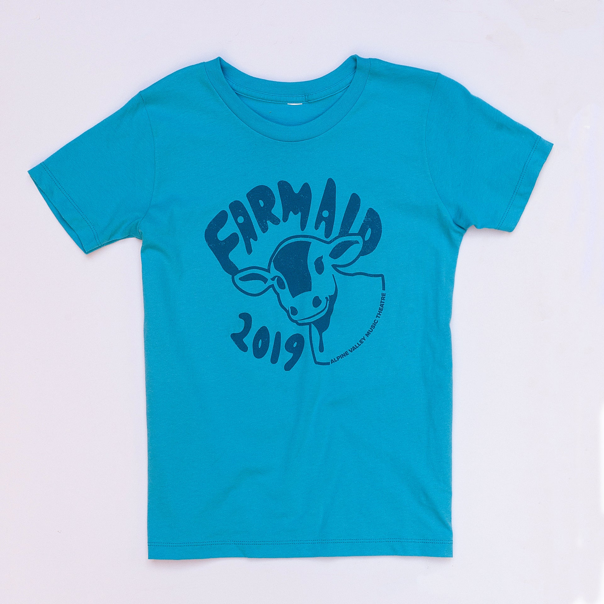 Farm Aid 2019 Happy Cow Tee (Kids)