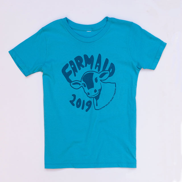 Farm Aid 2019 Happy Cow Tee (Youth)