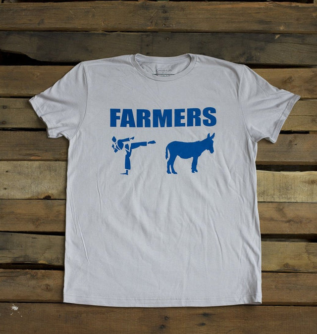 Farm Aid 30 Farmers Kick Shirt