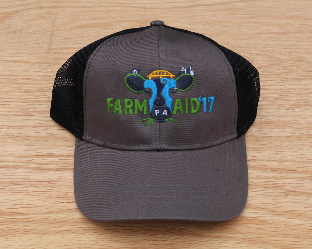 Farm Aid 2017 Logo Trucker Hat