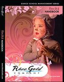 Rhee Gold Dance Recital Hanbook CD