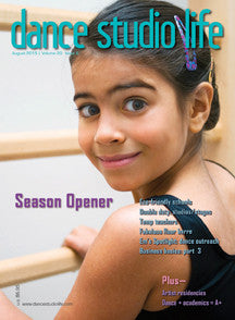 Dance Studio Life Magazine August 2015
