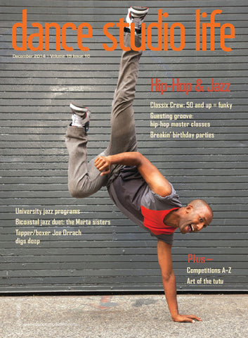 Dance Studio Life Magazine December 2014