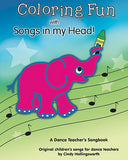 Coloring Fun with Songs in my Head! Coloring Book