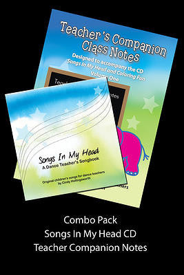 Songs in My Head CD & Teacher Notes