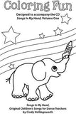 Coloring Fun Small Companion Coloring Books, Individual