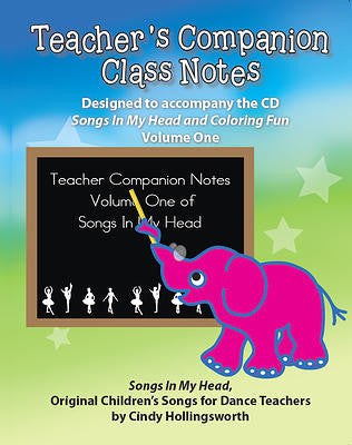 Songs in My Head Teacher Companion Class Notes