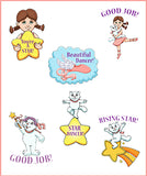 Sticky Pals Encouragement Stickers