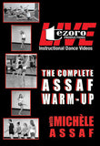 The Complete Assaf Warm-Up, DVD