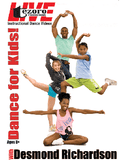 Dance for Kids 8+ with Desmond Richardson, DVD