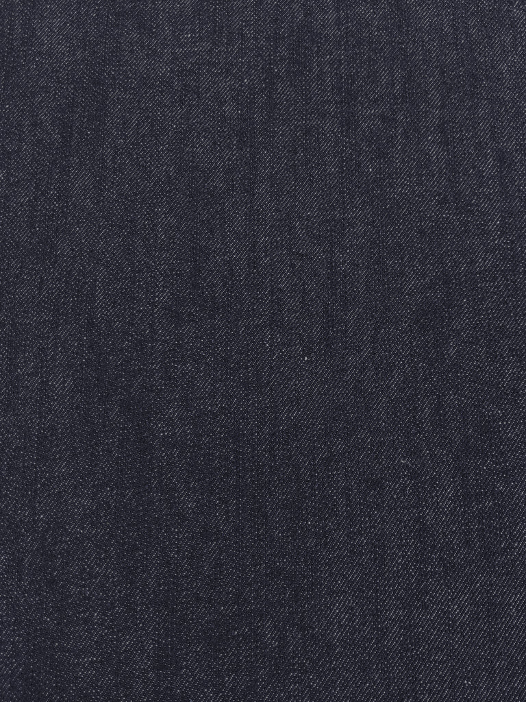 12.5oz Raw Organic Denim - Indigo