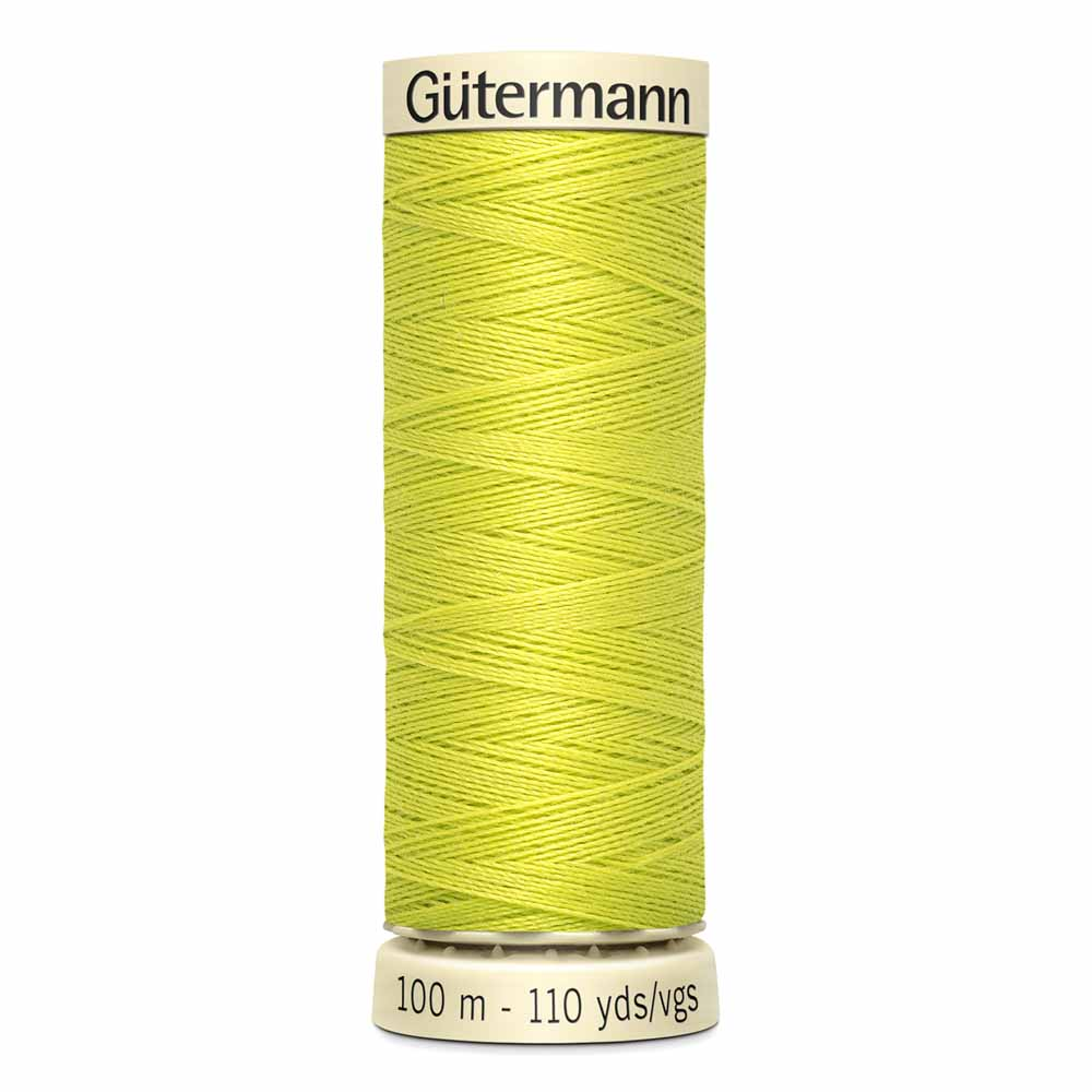 Gütermann Sew-All Thread - #712 - Lime