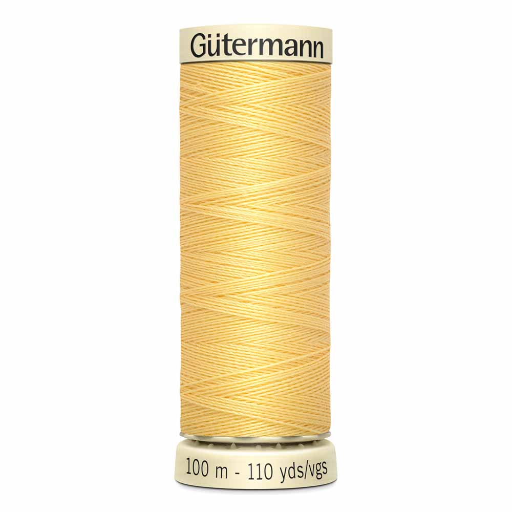Gütermann Sew-All Thread - #816 - Primrose