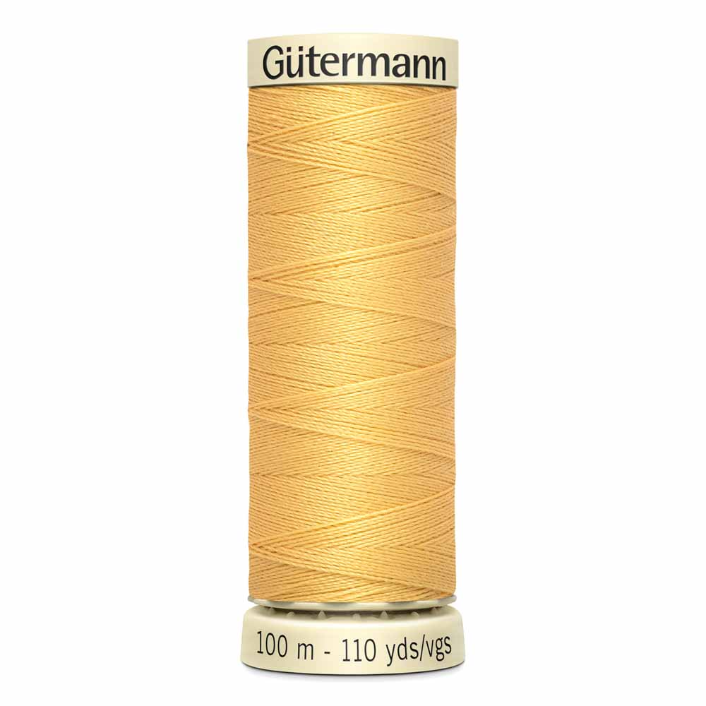 Gütermann Sew-All Thread - #827 - Dusty Gold