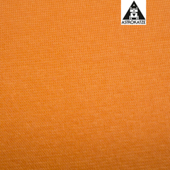Astrokatze - Organic EXTRA WIDE cuffing in Light Orange