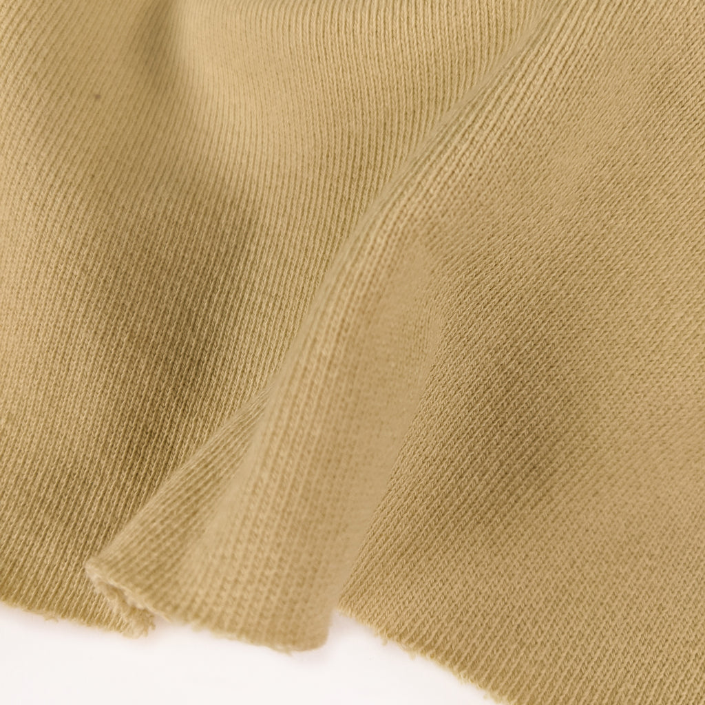 Isee Fabrics - 100% Organic Cotton French Terry Knit - Mellow
