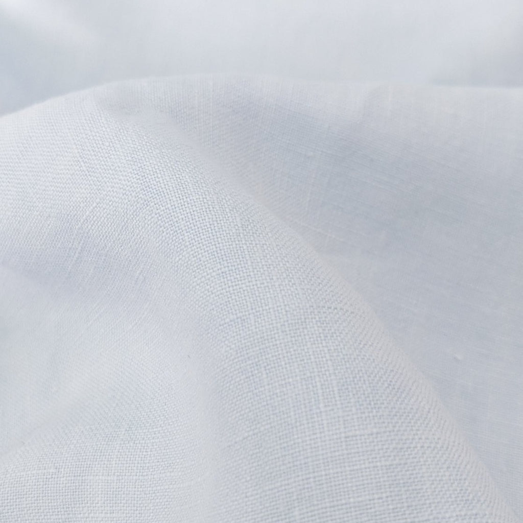 Washed Linen - Misty Blue