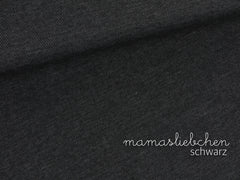 Mamasliebchen: Jeans Jersey in Black
