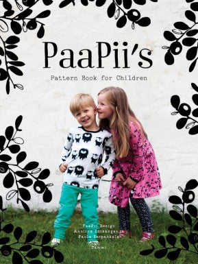 PaaPii: Pattern book for Children