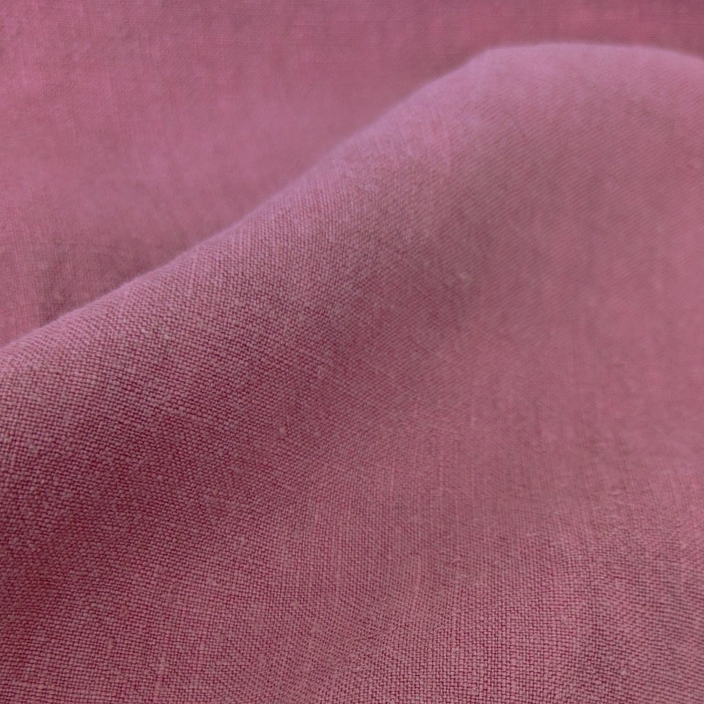 Washed Linen - Tea Rose Pink