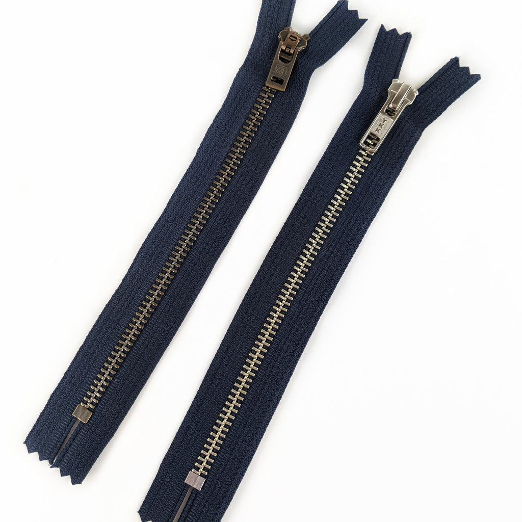 "7"" Jeans Zipper - Sold Individually"