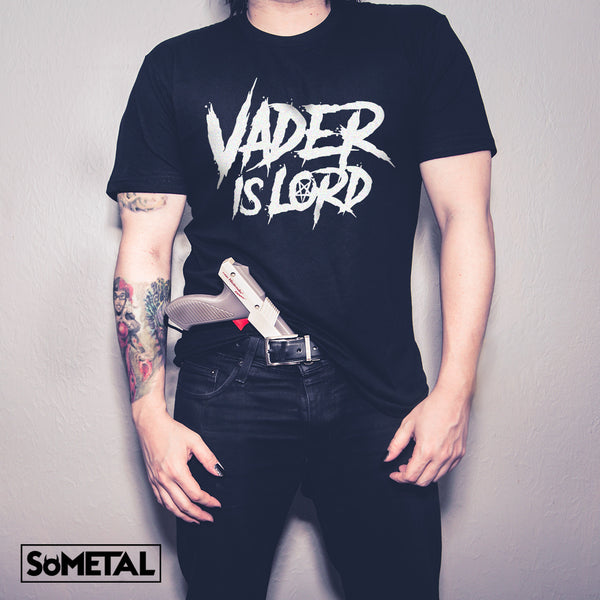 Vader Is Lord - Guys Rocker Tee