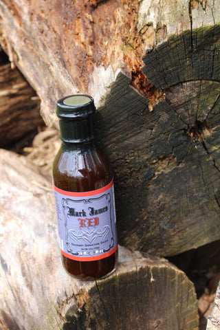 Mark James Red Signature Sauce - Mark James Creative