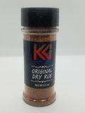 Original Dry Rub & Seasoning - Mark James Creative