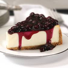 Blueberry Cheesecake - Mark James Creative