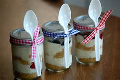 Chocolate Chip Cheesecake Jar - Mark James Creative