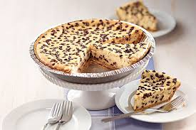 Chocolate Chip Cheesecake - Mark James Creative