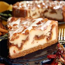 Cinnamon Cheesecake - Mark James Creative