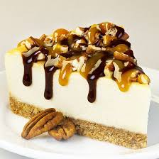 Turtle Cheesecake - Mark James Creative