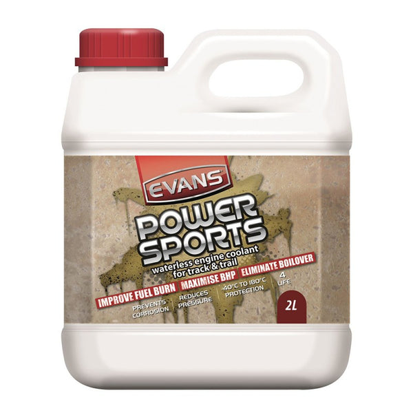 Evans Power Sports (2L) - BAJO PEDIDO