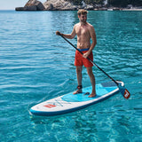 "Red Paddle Ride 10'8"" SUP"