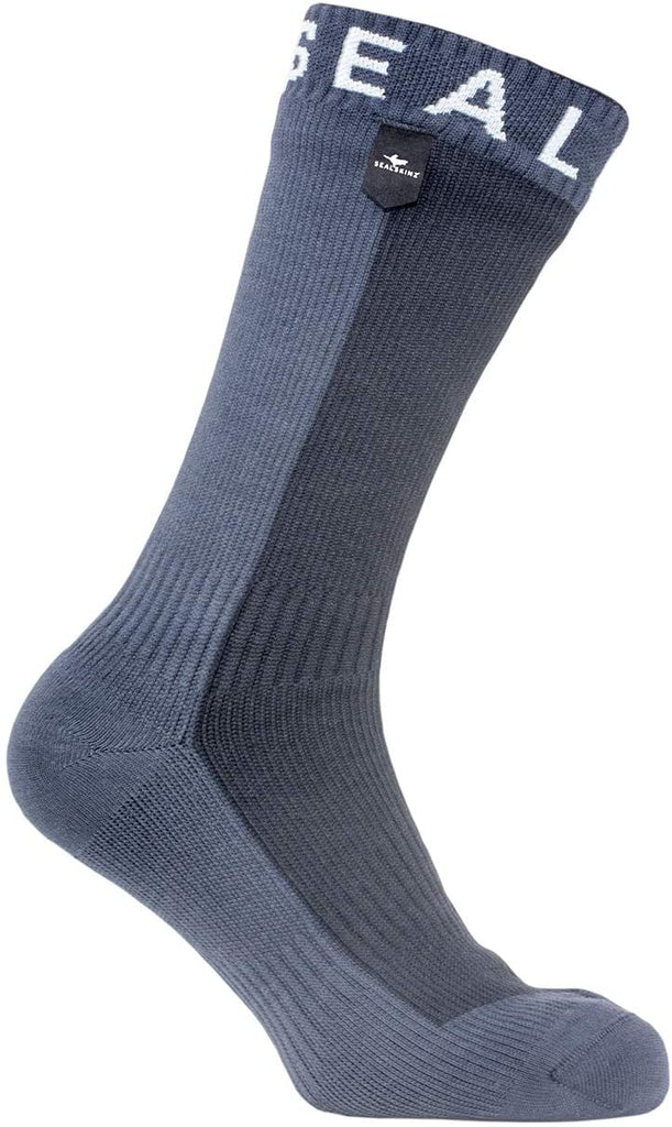 SealSkinz Waterproof Sock (Mid or Calf Length)