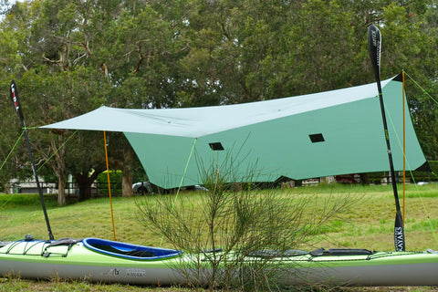 The EK Kayaker's Tarp