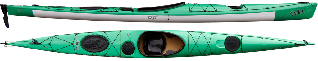 The Expedition Kayaks Audax Azure