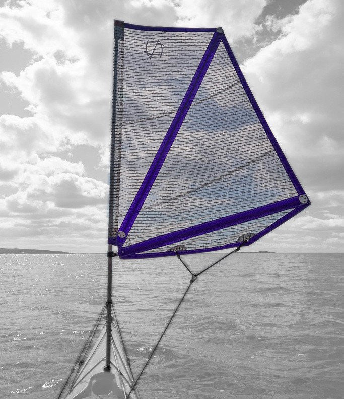Flat Earth Trade Wind 1.0 Sail