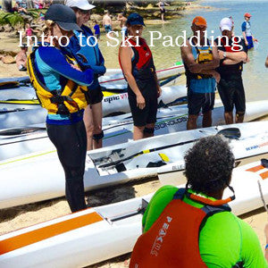 EK Coaching Session 1 - Intro to Ski Paddling