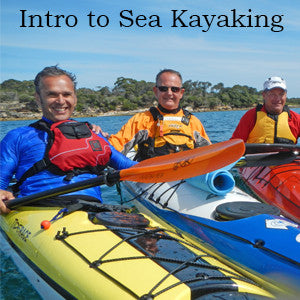 EK Coaching Session 3 – Intro to Sea Kayaking