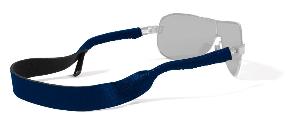 Croakies Sunglass Straps - Basic Solid