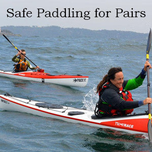 EK Coaching Session 5 - Safe Paddling for Pairs