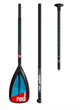 Red Paddle Co Carbon 3 Piece Paddle (Lever Lock)