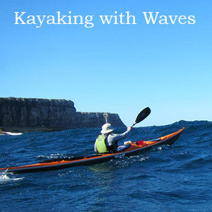 EK Coaching Session 4 – Kayaking With Waves