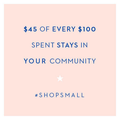 Please share this image in your support of shopping local this season.