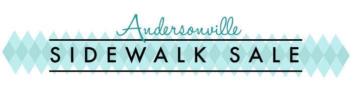 Join us for the Andersonville Sidewalk Sale!