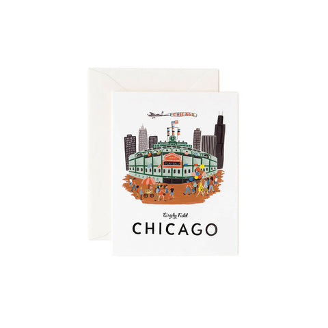 Wrigley Card - Boxed Set of 8