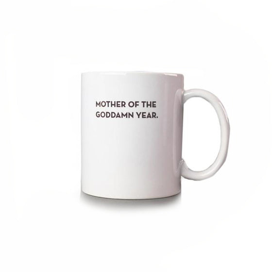 Mother of the Year Mug Sapling Press - Foursided
