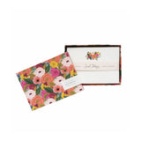 Juliet Rose Stationery Set (12) Rifle Paper Co. - Foursided